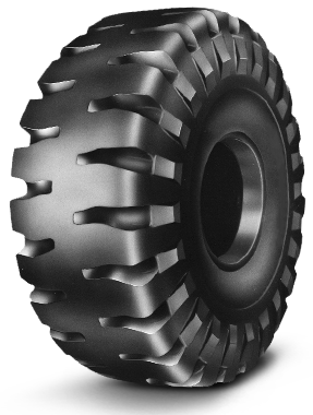 Y545 L-4 Rock Deep Tread Tires